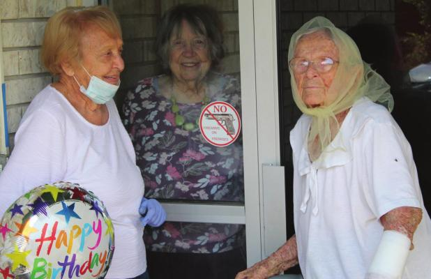 Eufaula Manor resident dies day after birthday